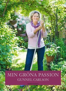 Bokomslag: Gunnel Carlsson,Min gröna passion