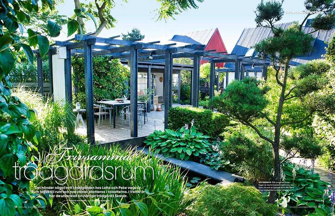 Drömhem och Trädgård − Pekes Trädgård